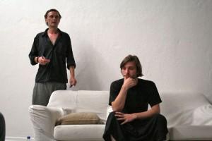Tino und Johannes sehen auch Möglichkeiten für Dortmund, ein kulturelles Zentrum zu verwirklichen.