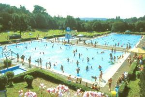 Das Schwimmzentrum in Essen-Kettwig. Foto: Sport- und Bäderbetriebe Essen.