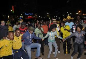Duell am Donnerstag: Südafrika