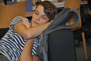 Zu viel Freizeit für Studenten?