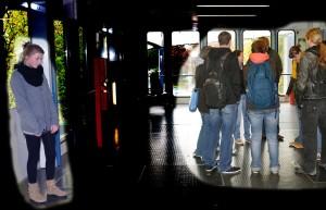 """Einsam und verlassen: als """"Sonstige Fächer-Studentin"""" gehöre ich zu den Außenseitern. Foto: Anne-Kathrin Gerstlauer"""