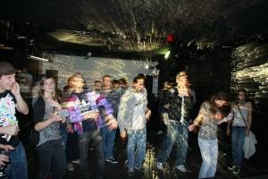Elektronische Neuheiten forderten im domicil das Rhythmusgefühl der Besucher. Foto: Fritz Habekuß