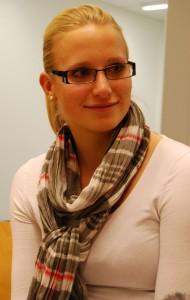 Jana Poszywala bekam im Nachrückverfahren noch eine Zusage. Foto: Regine Beyß