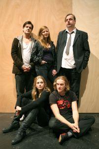Die Darsteller (Foto: Birgit Hupfeld)