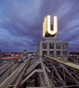 Ein zukünftiges Kreativquartier ist das Dortmunder U / Foto: Hans Jürgen Landes Fotografie / Stadt Dortmund