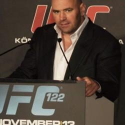 Sein größter Gegner kommt aus Bayern: UFC-Präsident Dana White. Foto: Phillip Oldenburg