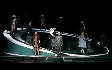 Das Bühnenbild (Foto: Birgit Hupfeld)