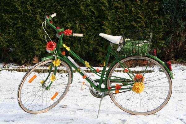 fahrrad anmalen
