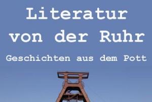 """Das Logo des Wettbewerbs """"Literatur von der Ruhr"""""""