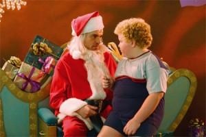 Keinen Bock auf Kinder - Bob Thornton als asozialster Weihnachtsmann der Filmgeschichte. Foto: Sony Pictures