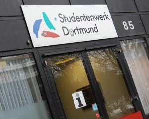 Rund 360 Mitarbeiter beschäftigt das Studentenwerk Dortmund. Foto: Regine Beyß