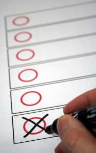 Viele Studenten wählen einfach nach dem, was sie schon kennen. Foto: Rolf van Melis/pixelio.de