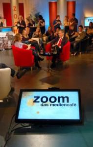 """Peter Kloeppel im Talk über """"spannende Nachrichten"""""""