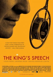"""The King's Speech"" startet am 17. Februar in den deutschen Kinos. Foto: Original-Poster/The Weinstein Company"