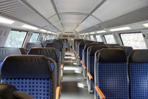 Die Züge blieben zeitweise leer. Foto: pixelio.de / User: Siegfried Fries