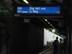 Teaser: Komplette Zugausfälle waren keine Seltenheit. Foto: flickr.com / User: schockwellenreiter