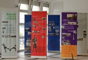 Die Ausstellung startet heute um 19 Uhr im Foyer der Auslandsgesellschaft. Foto: Fabian Karl