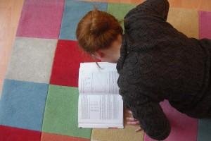 Mache Sport beim Lernen Foto: Melanie Bröcker