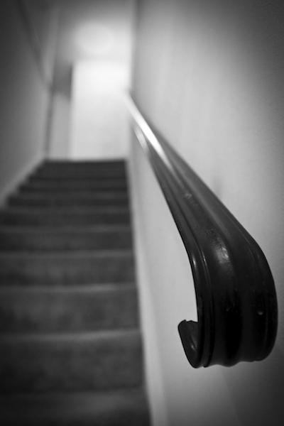 Stille Treppe