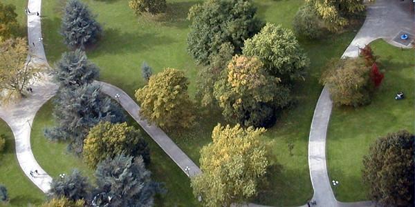Wohin soll's gehen? Wir zeigen euch, was die Dortmunder Parks zu bieten haben. Foto: Stadt Dortmund