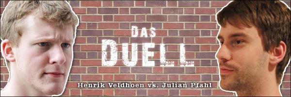 Das Duell: Henrik versus Julian