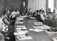 Die Gruppe 61 bei einem ihrer ersten Treffen. Foto: Fritz-Hüser Institut