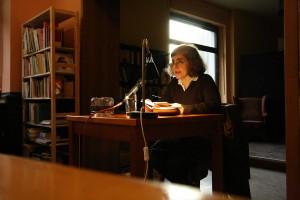 Barbara Honigmann liest