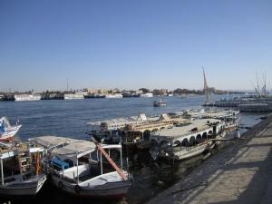 Der Tourismus ist eine der wichtigsten Einnahmequellen Ägyptens - und soll es auch bleiben. Foto: Alina Schwermer.