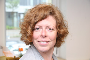 Portrait der Projektkoordinatorin Stefanie Gerszewski