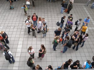 2013 werden die Studenten auf den Campus der Ruhr-Unis nicht mehr so viel Platz haben. Foto: pixelio.de / Sebastian Bernhard