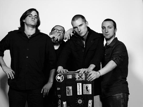 Bochumer Band Action-Jackson setzt auf harte Töne, bleibt aber selbstironisch. Foto: Action-Jackson