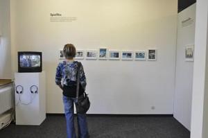 """""""Fokus Frau"""" porträtiert Stefanie Gartmann multimedial. Neben Fotoreihen kann man sich zum Beispiel einen Interviewfilm mit der Kamerafrau ansehen."""