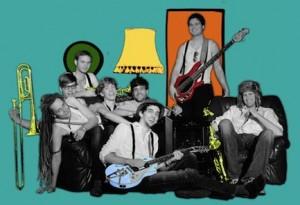Die Wittener Band Herr Paschulke, Foto: Arne Poll