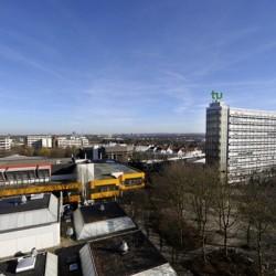 Schon bereit für den Studentenansturm? Der Campus der TU Dortmund. Foto: Pressestelle TU Dortmund