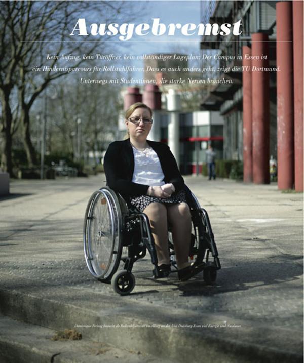 Dieser Artikel aus der pflichtlektüre hat die Uni Duisburg-Essen zum Umdenken bewegt. Foto: