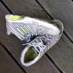 Laufen statt Rauchen. Meine neueste Methode ist mit Fitness gegen die Sucht anzukämpfen. Foto: Sarah Teschlade -