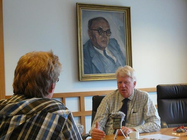 eldoradio* kündigt an für das Amt der Oberbürgermeisters in Dortmund zu kandidieren.