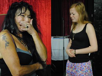 Weinen geht so ähnlich wie lachen, aber gepresster und mit einem anderen Gefühl. Das zeigt sich in Körper und Sprache. Foto: Madita Best