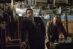 Paul Soames (John Cusack) versucht die Ermittlungen seines Freundes Connor nachzuvollziehen. Foto: Senator Filmverleih
