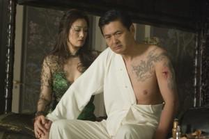 Anthony Lan-Ting und seine Frau Anna stehen auf verschiedenen Seiten: Er ist auf Seiten der Japaner, sie im chinesischen Widerstand. Foto: Senator Filmverleih