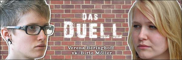 Verena Beringhoff vs. Birte Möller