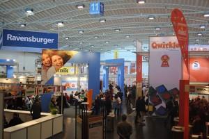 """""""Komm, spiel mit!"""" – Spieltage 2011 in der Messe Essen"""