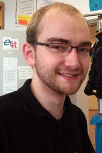 Fachschaftssprecher Fabian Dupke ist mit der neuen Lösung zufrieden. Foto: privat