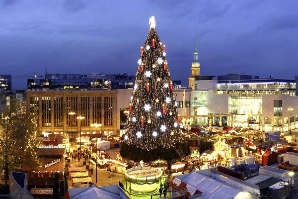 Dortmund Weihnachtsbaum.Wie Der Lichterbaum Entsteht Pflichtlektüre