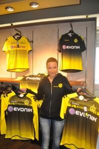 Das Derby-Trikot ist der letzte große BVB-Wurf vom aktuellen Ausrüster. 2012 wechselt der BVB die Marke.