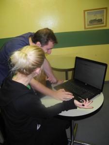 Probleme mit dem Internet? Erste Hilfe bieten die Netzwerk-AGs der Wohnheime. Eine Übersicht gibt es im Studi-Wiki. Foto: Ildiko Holderer