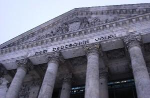 Die Entscheidung des Bundestages sorgte für Ernüchterung bei den Studenten. Foto: Klaus Mackenbach