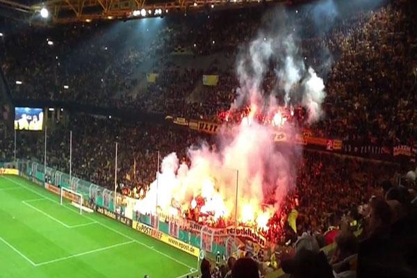 Fussballfans Im Gewaltrausch Pflichtlekture