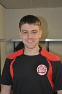 Thomas Jaszok ist seit 2010 Spieltertrainer des Vereins und nebenbei auch Taekwando-Trainer. Foto:Emmanuel Schneider