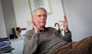 Bernd Thunemeyer wurde als Vermittler eingesetzt. Fotos: Florian Hückelheim